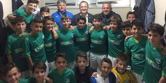 Yeşil Bursa farklı kazandı: 4-1