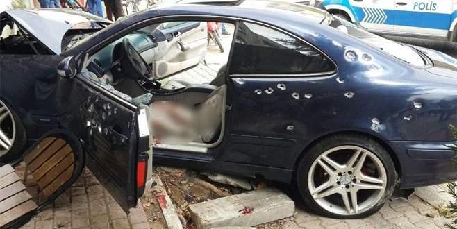 Lüks otomobildeki infaz hakim önünde