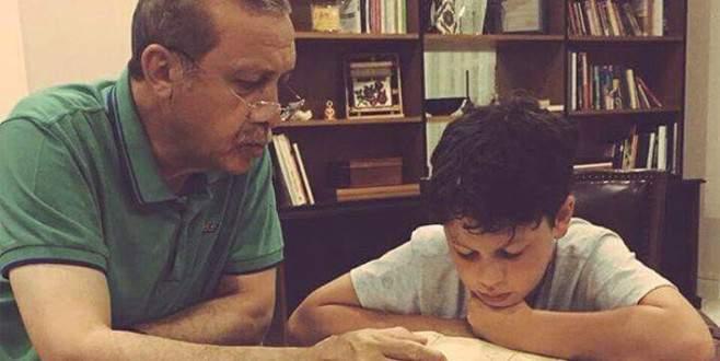 Cumhurbaşkanı Erdoğan'ın son fotoğrafı büyük ilgi gördü