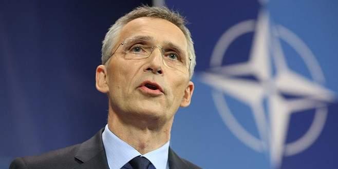 NATO'dan 'Suriye' açıklaması