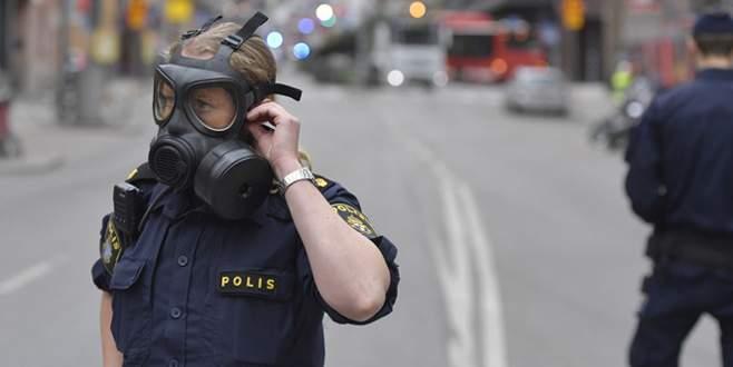 İsveç'te sokağa çıkma yasağı ilan edildi