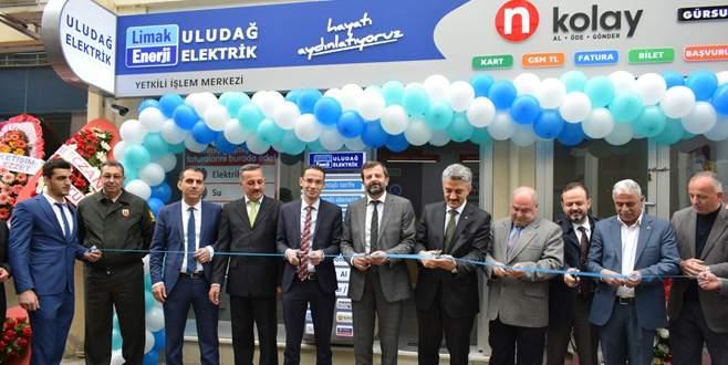 Limak Uludağ'dan Bursa'ya iki yeni YİM
