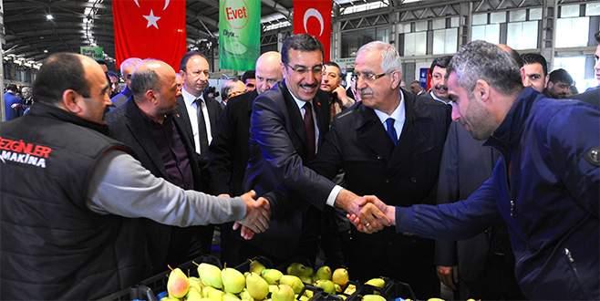 Bakan Tüfenkci: Başarı hikayesi için 'evet' diyoruz!
