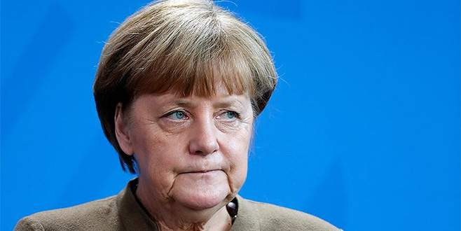 Merkel: Sömürge döneminde Afrika'da günaha girdik