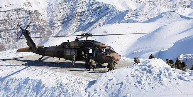 Terör örgütü PKK'ya martta büyük darbe vuruldu