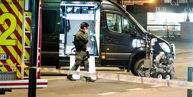 Norveç'te de terör alarmı