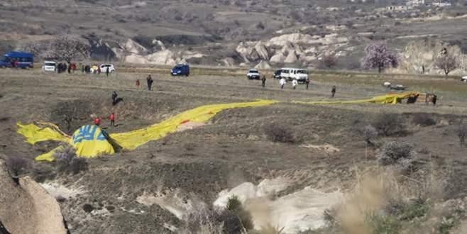 Kapadokya'da ölen Fransız, Yardımcı Konsolos çıktı