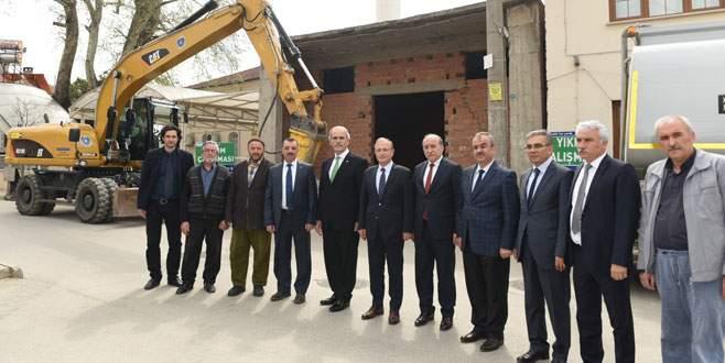 Camiler Büyükşehir'le düzenleniyor