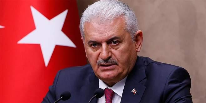Başbakan Yıldırım'dan Polis Teşkilatı'na kutlama mesajı