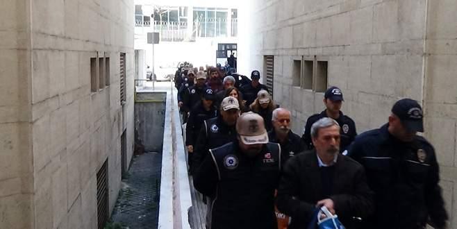 Bursa'da terör örgütüne bir darbe daha!