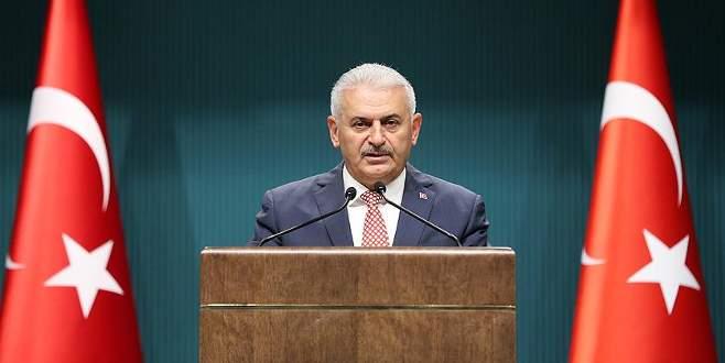 Başbakan Yıldırım'dan polise 'paralel yapı' mesajı