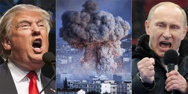 Suriye atışması