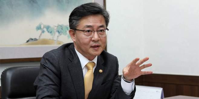 Güney Kore Trump'a karşı
