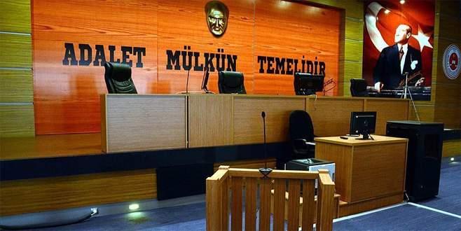 Hakim ve savcılara FETÖ'den ilk iddianame kabul edildi