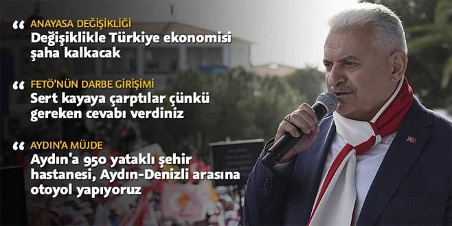 'Hiç kimse Türkiye'nin kurduğu cumhuriyeti değiştiremez'