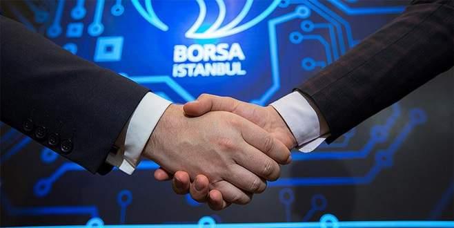 Borsa'dan 27 ayın en yüksek kapanışı