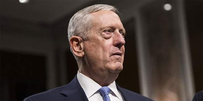 ABD Savunma Bakanı'ndan Esad rejimine uyarı