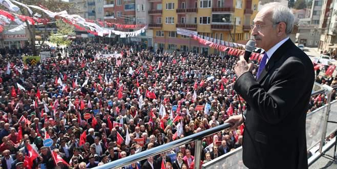 CHP Genel Başkanı Kılıçdaroğlu: Demokrasi hepimize lazım