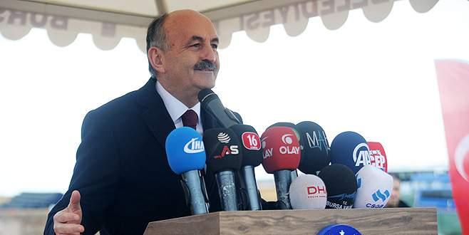 Bakan Müezzinoğlu ameliyat oldu