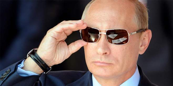 Putin: ABD'nin Şam'ın güneyini vuracağına dair duyum aldık