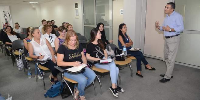 Girşimcilik eğitimlerinde son başvuru 18 Nisan'da