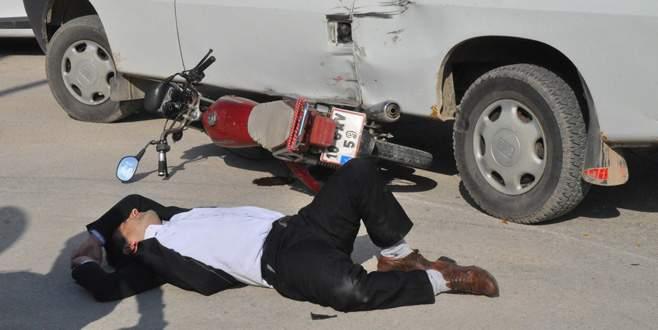 Bursa'da 3 ayrı kaza: 3 yaralı
