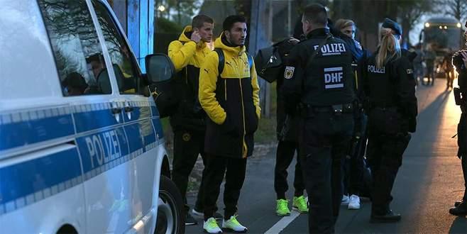 Borussia Dortmund – Monaco maçı öncesi patlama