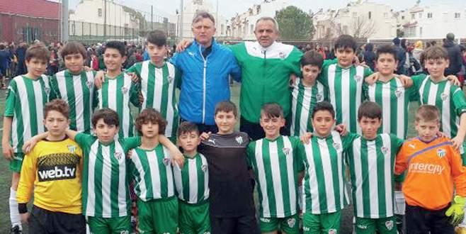 Minik Timsahların İzmir Cup heyecanı