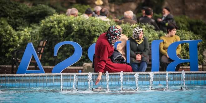Güney Marmara'da hava sıcaklıkları yükseliyor