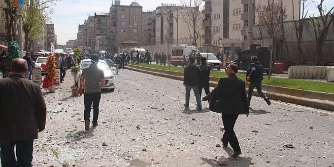 Saldırıda 1 ton patlayıcı kullanılmış