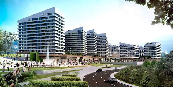 152 Evler ve Beyazıt mahalleleri modern yapılara kavuşacak