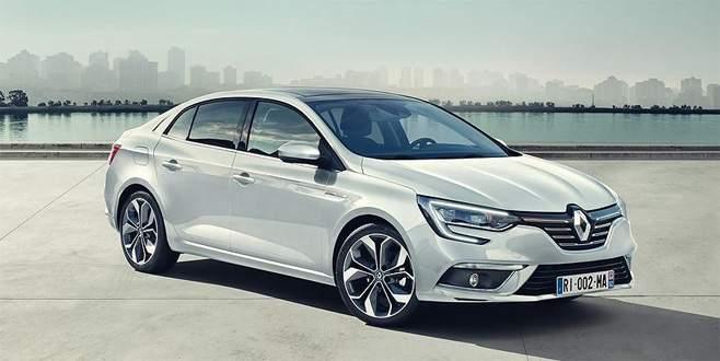 Yılın otomobili Bursalı 'Renault Megane Sedan'