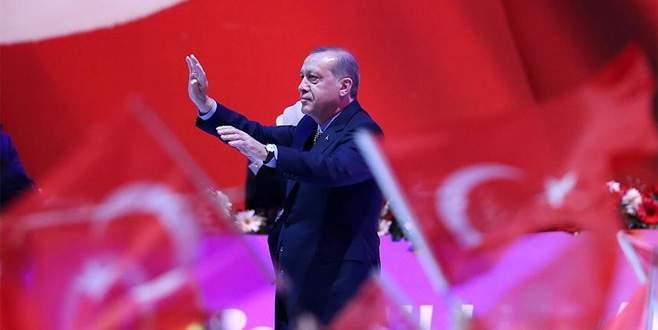 Erdoğan: 'Asıl kavgayı perde gerisindeki güçlerle veriyoruz'