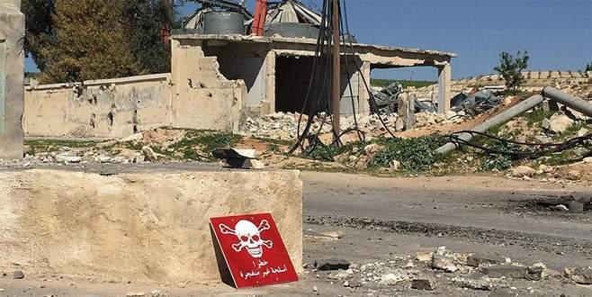 'Suriye rejimi 50 farklı yerde kimyasal silah kullandı'