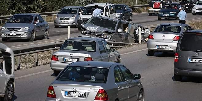 'Trafik sigortasında taksit kesildi'