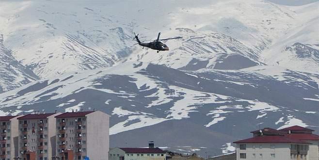 Türkiye'ye sızmaya çalışan terörist öldürüldü
