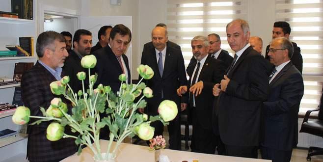 Yeni Dünya Vakfı Bursa'da