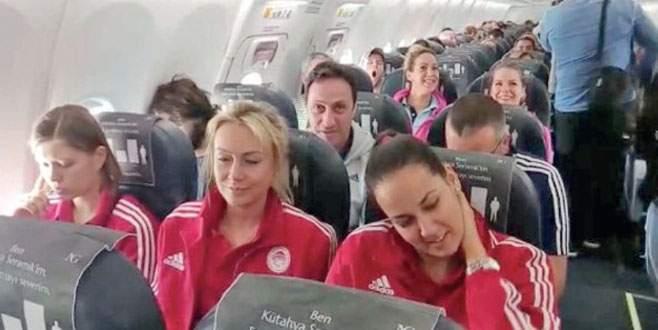 Bursa'ya birlikte geldiler!