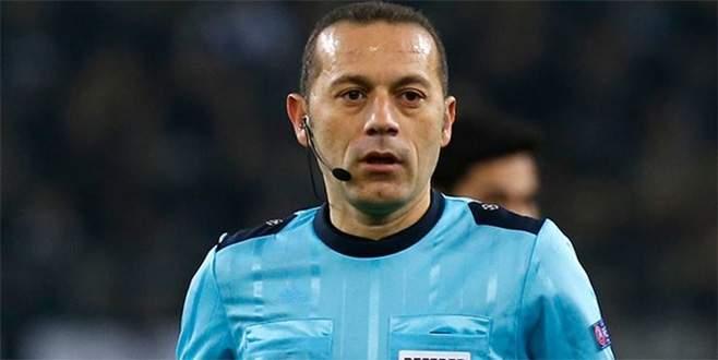 Cüneyt Çakır, Al Hilal-Al Ahli maçını yönetecek