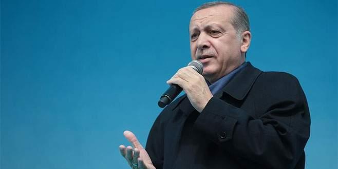 Erdoğan: Eyaletmiş, federasyonmuş hiçbiri gündemimizde yok