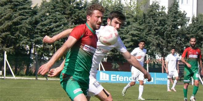 Orhangazi Diyar'ı üzmedi: 0-1