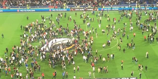 Beşiktaş'ı suçladılar!