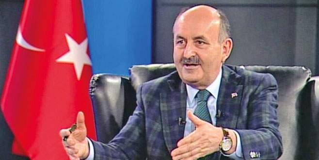 Müezzinoğlu OLAY TV'de canlı yayında