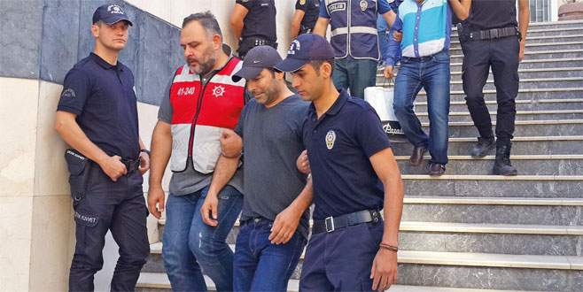 Atilla Taş dahil 12 kişi tutuklandı