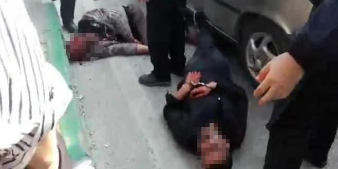 Bursa'da hesap kavgasında kan aktı