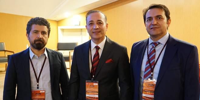 Kalp damar cerrahisi uzmanları Bursa'da buluştu