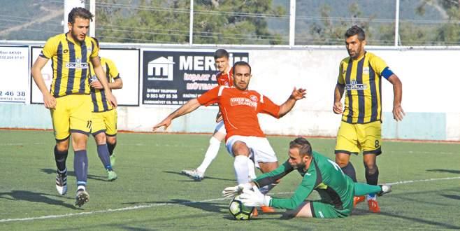 Yeni lider Yenişehir: 3-1