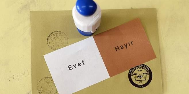 YSK'dan oy pusulası açıklaması!