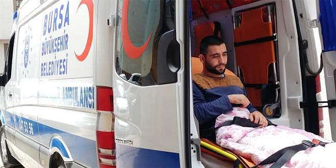 Bursa'da sandık yolundaki engeller kalktı
