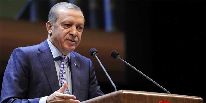Cumhurbaşkanı Erdoğan'dan liderlere referandum tebriği